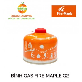 BÌNH GAS FIRE MAPLE G2