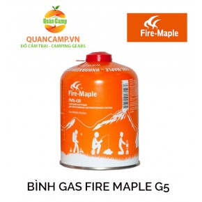 BÌNH GAS FIRE MAPLE G5