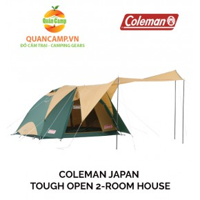 LỀU COLEMAN JAPAN TOUGH OPEN 2-ROOM HOUSE (GREEN)